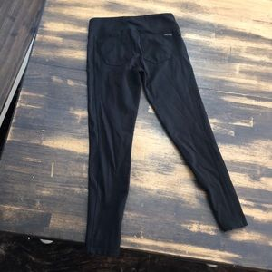 Sanctuary ankle zip skinny pants sz small